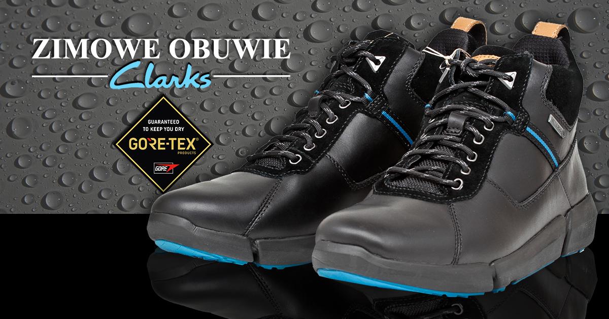 OBUWIE MĘSKIE GORE-TEX