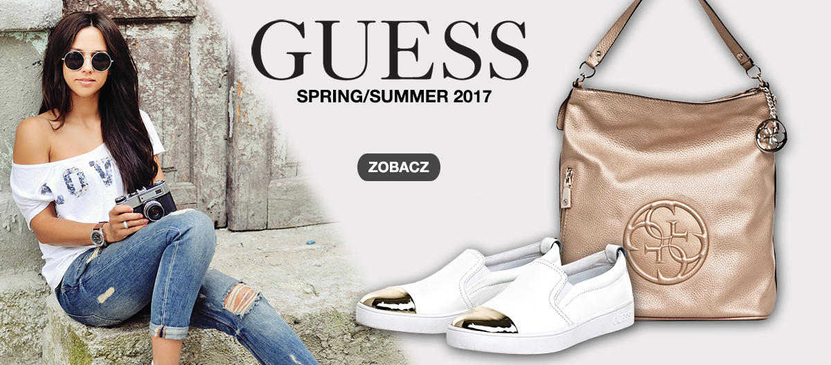GUESS - SPRING/SUMMER2017