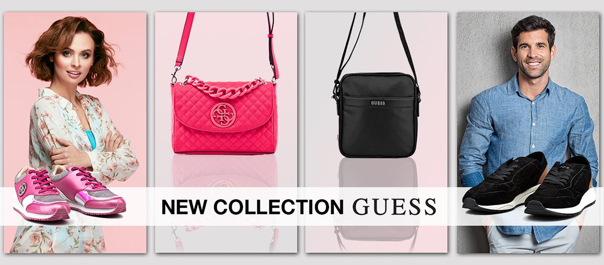 Nowa Kolekcja GUESS - 08.03.18