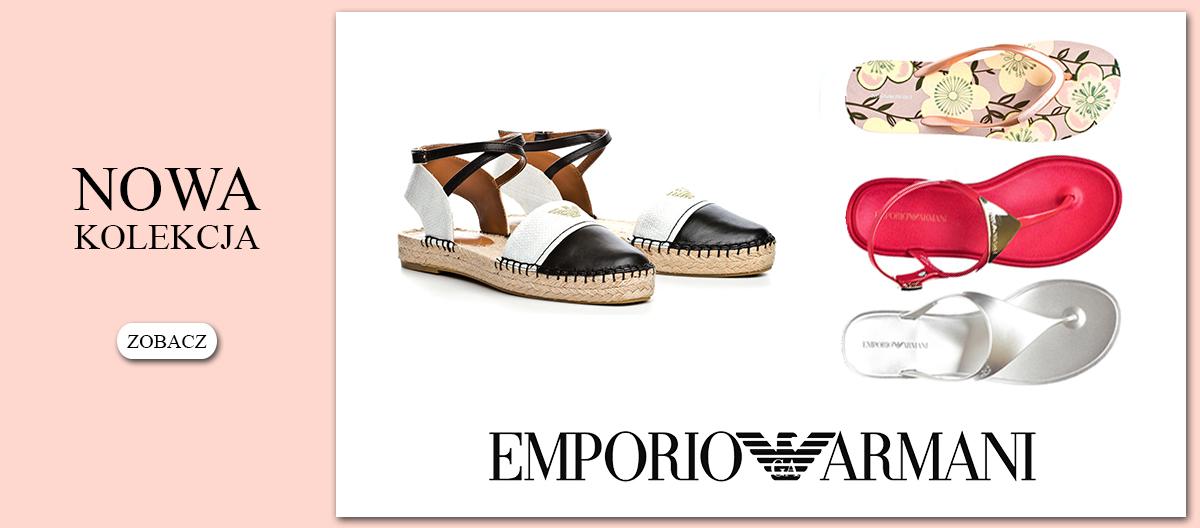 Emporio Armani - nowa kolekcja