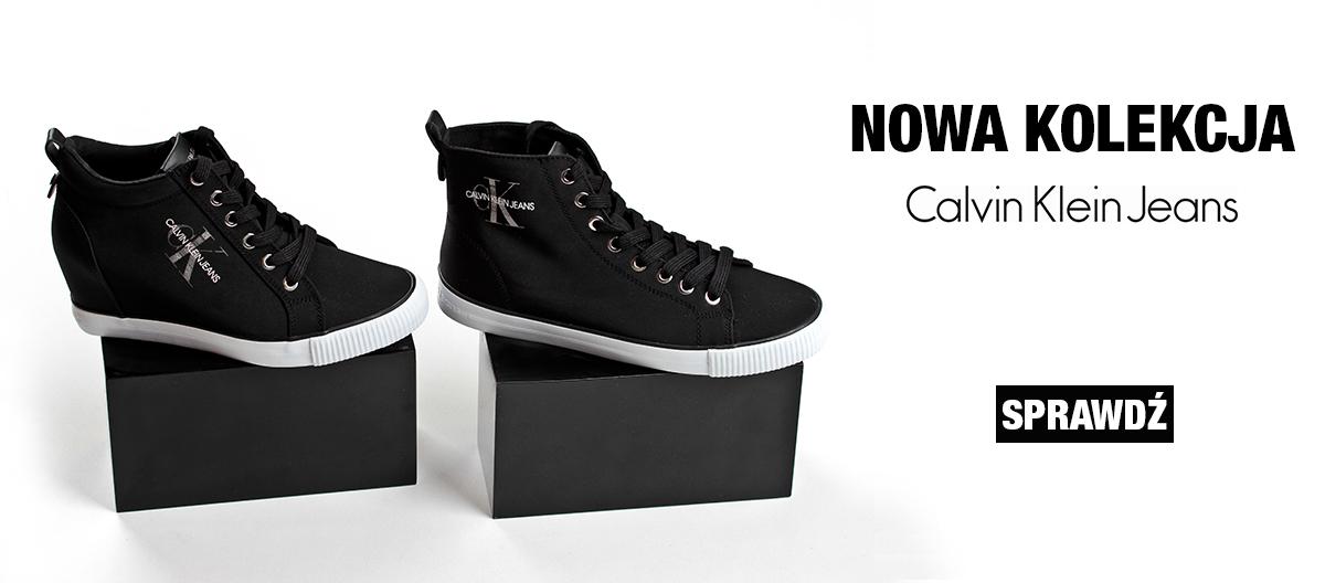 Calvin Klein Jeans Nowa Kolekcja
