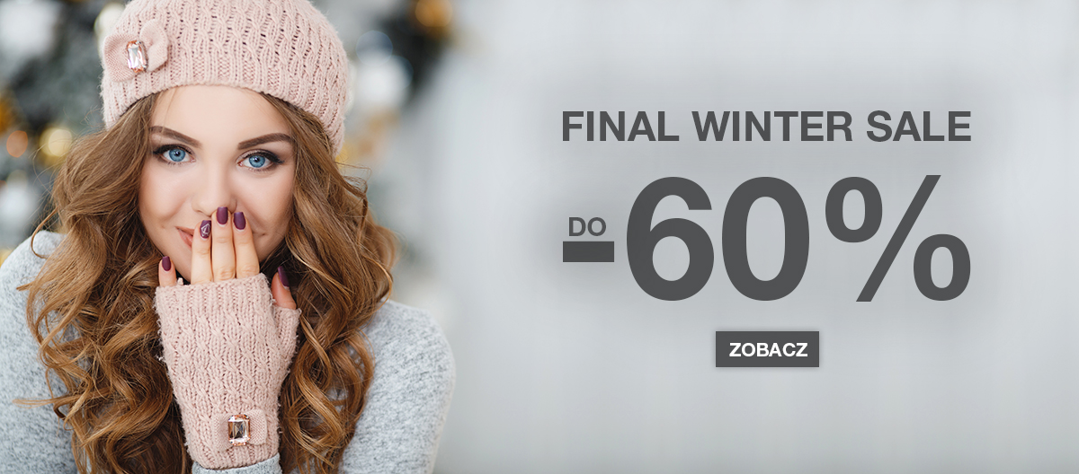 FINAL WINTER SALE 2019