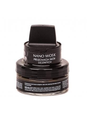 Nano wosk Coccine do skór licowych brązowy 26 55 27 50 14