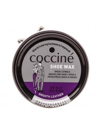 Shoe wax Coccine - pasta wosk i żywica czarna 26 55 32 40 02
