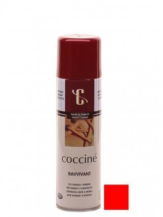 Środek odżywiający zamsz i nubuk Coccine czerwony spray 26 55 59 250 26