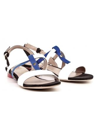 Sandały Damskie Love Moschino Multi Kolor 25 JA16321 400A