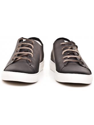 Sneakersy Męskie Armani Jeans Ciemny Granat 30 C6527 74 35 BLUE