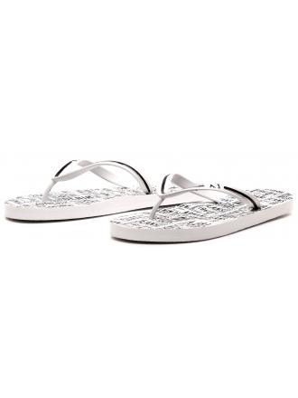 Japonki Męskie Armani Jeans Białe 30 C6561 56 10 WHITE