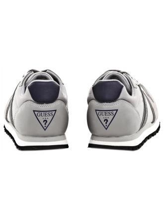 Sneakersy Męskie GUESS Szare 22 FMJUS1 FAB12 GREY