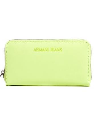 Portfel Damski Armani Jeans Limonkowy 30 928032 7P772 03080 LIGHT LIME