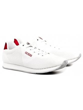 Sneakersy Męskie GUESS Białe 22 JAGGER FMJAG2 FAB12 WHITE