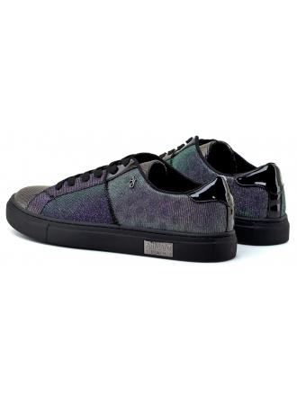 Sneakersy Damskie Armani Jeans Kolorowe 30 925239 7A659 00243 ANTRACITE