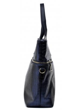 Torebka Damska Armani Jeans 3w1 Granatowa 30 922290 7A806 00334 BLU