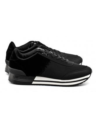 Sneakersy Męskie Calvin Klein Jeans Czarne Emile S0511 BLACK