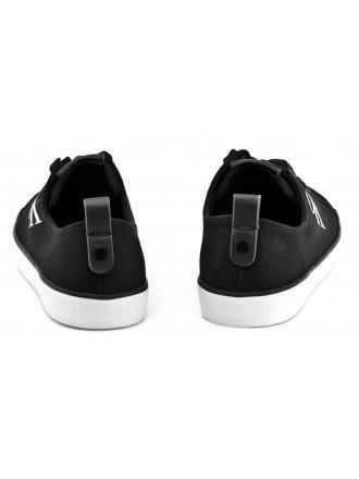 Sneakersy Damskie Calvin Klein Jeans Czarne Dora R3556 Black