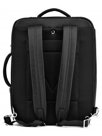 Plecak Podróżny Męski GUESS Czarny HM6357 POL81 BLA