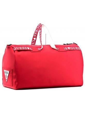 Torba Podróżna Męska Czerwona TM6508 POL82 RED