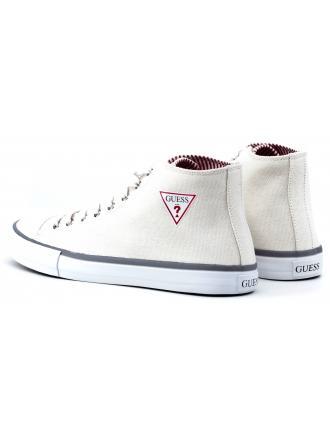 Sneakersy Męskie GUESS Białe WALTER FMWAL1 FAB12 WHITE