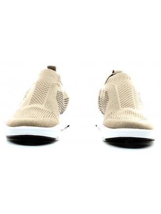 Sneakersy Damskie GUESS Złote SPICED FLSPC2 FAM12 GOLD