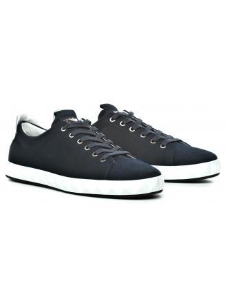 Sneakersy Męskie Emporio Armani Granatowe 45 X4X211 XL181 C128 NAVY
