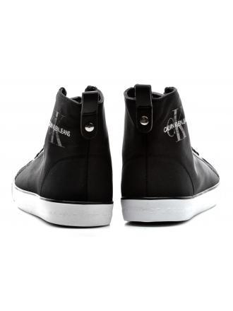 Sneakersy Damskie Calvin Klein Jeans Czarne Dalia RE9791 Black