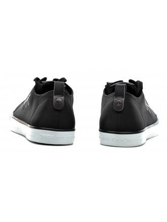 Sneakersy Męskie Calvin Klein Jeans Czarne Arnold Se8585 Black