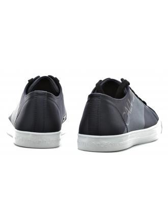 Sneakersy Męskie Calvin Klein Jeans Granatowe Antonio SE8590 Navy