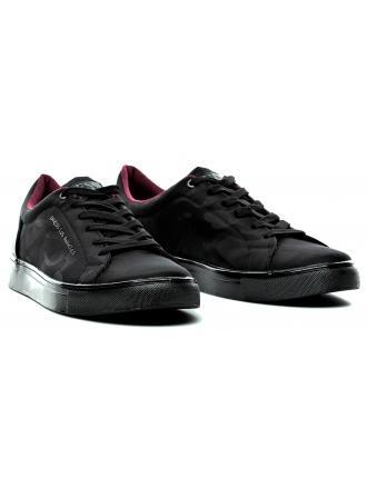 Sneakersy Męskie GUESS Czarne 22 FMLUI3 FAB12 BLACK