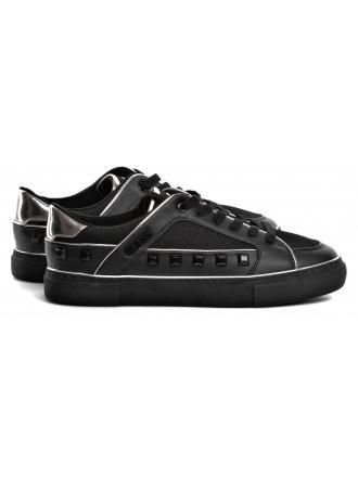 Sneakersy Damskie GUESS Czarne GALLINA FL5GAL FAB12 BLACK