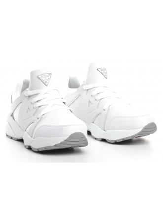 Sneakersy Damskie GUESS Białe SEMI FL5SEM FAB12 WHITE