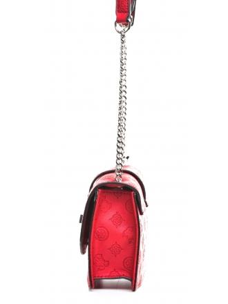 Listonoszka Damska GUESS Czerwona PEONY CLASSIC HWSG73 98780 POP