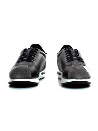 Sneakersy Męskie Emporio Armani Granatowe X4X260 XM050 A823 PLUME/ECLIPSE/GUNMET