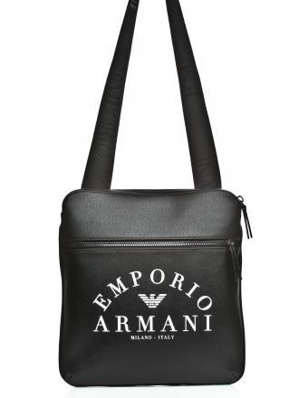Listonoszka Męska Emporio Armani Czarna Y4M184 YFE5J 83896 BLACK