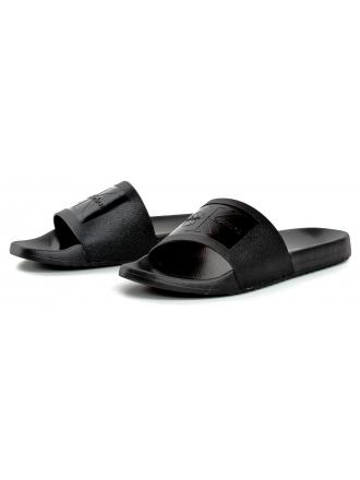 Klapki Męskie Calvin Klein Jeans Czarne Vincenzo S0547 Black