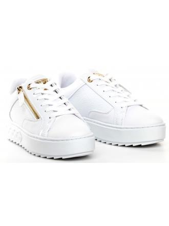 Sneakersy Damskie GUESS Białe FIGGI FL6FII FAL12 WHITE