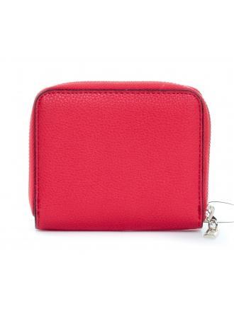 Portfel Damski GUESS Czerwony MICHY GL75 8437 RML