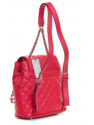 Plecak Damski GUESS Czerwony M MELISE VG76 6732 RED
