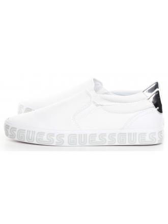Trampki Damskie Guess Białe GRAYCI6 FL6YC6 FAB12 WHITE