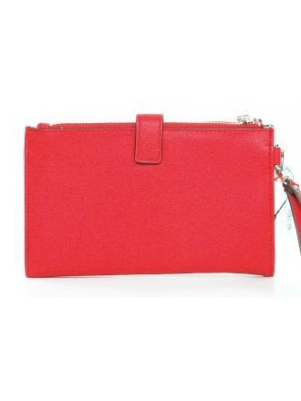 Portfel Damski GUESS Czerwony Chain SWRG77 39570 RED