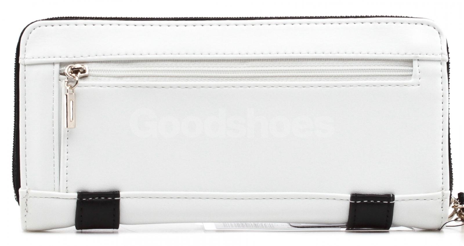 3e904f35e92d7 Portfel Damski GUESS Biały EXIE SLG SWVG68 60460 WML - Goodshoes.pl