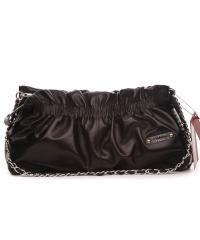 Baldinini black leather bag