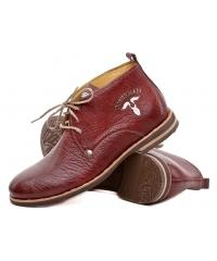Doberman men's maroon boots