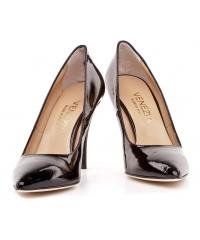 VENEZIA black patent leather pumps