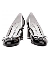 Giorgio Fabiani Italian black shoes