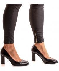 Clarks women's black pumps