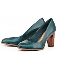 Clarks women's sea blue pumps