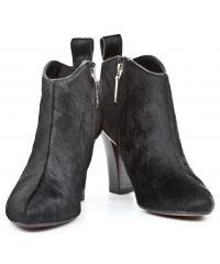 Clarks women's black boots