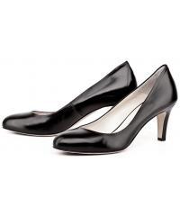 VENEZIA women's black pumps