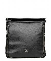 Roccobarocco women's black bag