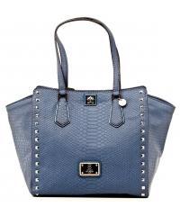Guess woman's blue bag